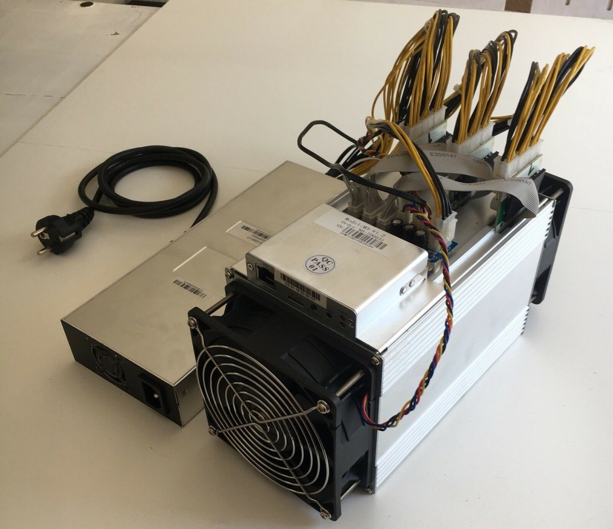 FOR SALE: New Antminer S9 13 5TH / s with PSU Factory Sealed