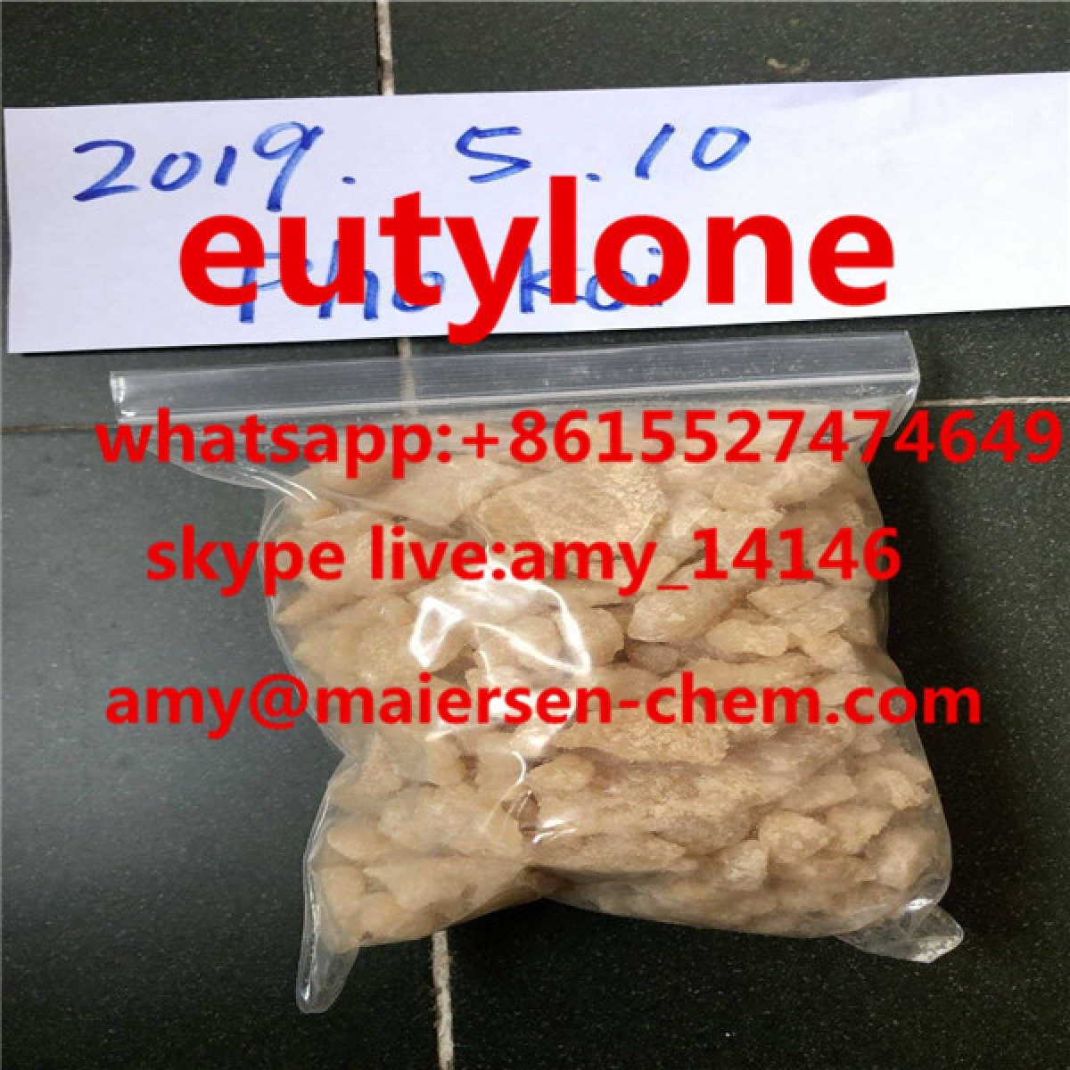 eutylone crystal strongest high purity eutylone crystal